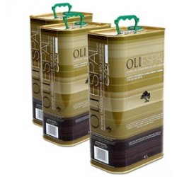 Aceite de Oliva Virgen en envase de 3L OLIESPAL