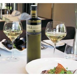 HUILE D´OLIVE VIERGE BOUTEILLE 750ML. OLIESPAL